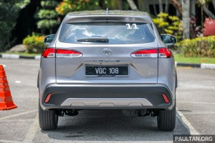 2021 Toyota Corolla Cross 1.8 G Malaysia_Ext-35