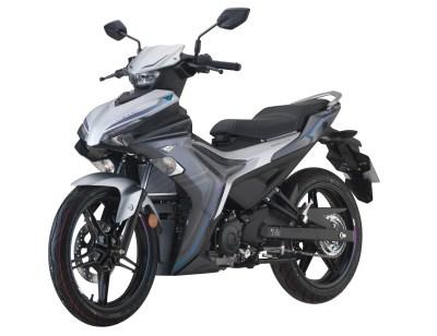 2021 Yamaha Y16ZR Phantom Grey - 3