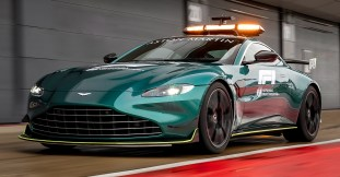 Aston Martin F1 safety medical car reveal-5