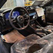Nissan 400Z Grey Spied 1