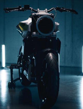 2021 Husqvarna E-Pilen electric motorcycle - 2