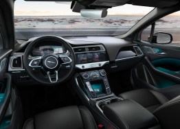 2021 Jaguar I-Pace with Black Pack_Interior