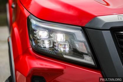 2021 Nissan Navara 2.5 Pro-4X AT 4WD Malaysia_Ext-17 BM
