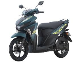 2021 Yamaha Avantiz Matte Green - 2