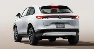 2022 Honda HR-V accessories Urban Casual Style Japan-21