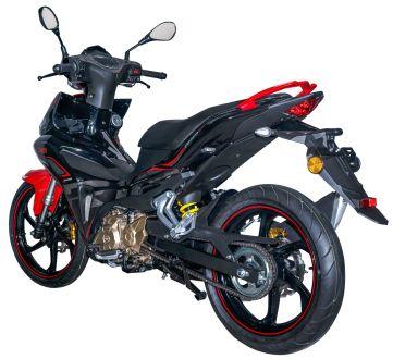 Benelli R18i 2021 Malaysia Black BM-4