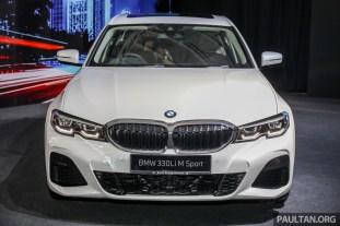 G28 BMW 330Li M Sport Malaysia Launch_Ext-4