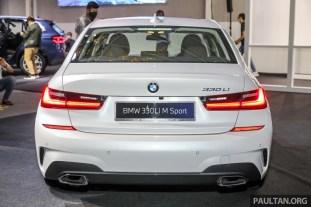 G28 BMW 330Li M Sport Malaysia Launch_Ext-5