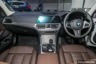 G28 BMW 330Li M Sport Malaysia Launch_Int-1