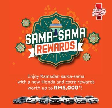 Honda April Ramadan Promo 2