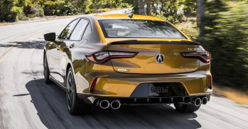 2021 Acura TLX Type S market launch US-4