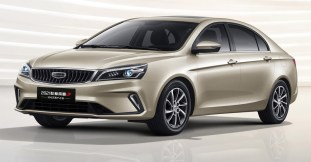 2021 Geely Emgrand Up-1