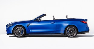 G83 BMW M4 Competition Convertible with xDrive debut-42