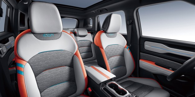 Geely Icon spring special editions 6
