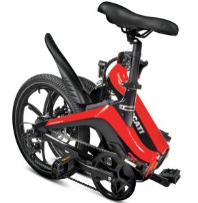 2021 Ducati MG-20 folding electric bicycle - 5