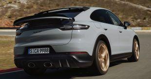 2021 Porsche Cayenne Turbo GT-7