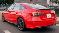 2022 Honda Civic Sedan US 5