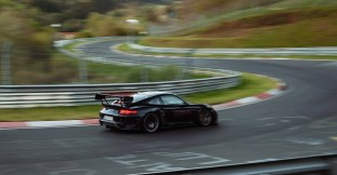 991 Porsche 911 GT2 RS Manthey Performance Kit Nurburgring record-13