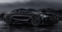 BMW 8 Series Frozen Black Edition models Japan debut-2