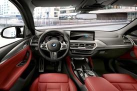 G02 BMW X4 LCI facelift debut-26