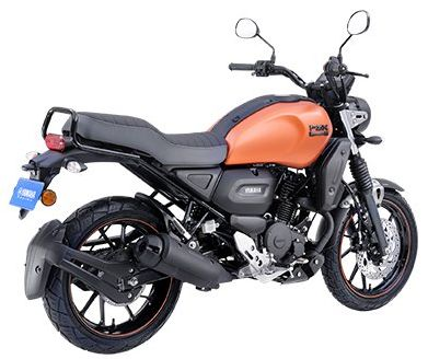Yamaha FZ-X 2021 India BM-21