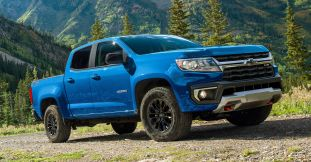 2022 Chevrolet Colorado Trail Boss-002