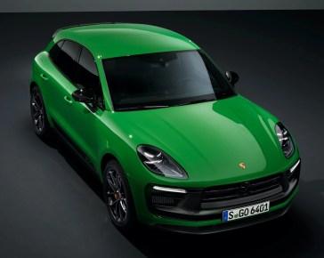 2022 Porsche Macan GTS facelift with GTS Sport package 6