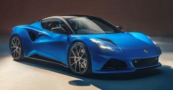 Lotus Emira global debut-1