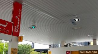 TNG Shell RFID fueling station 2