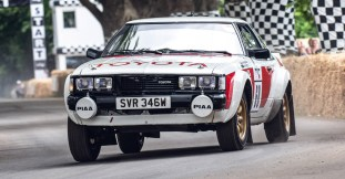 Toyota at 2021 Goodwood Festival of Speed-8