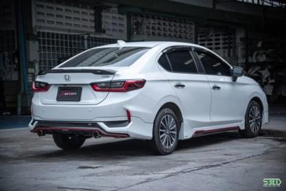 2021 Honda City Sedan with Seed Sport Body Kit (8)