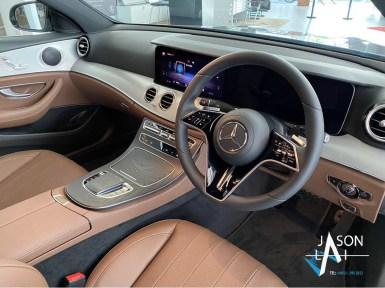 2021 W213 Mercedes-Benz E 200 Avantgarde Malaysia SA-5