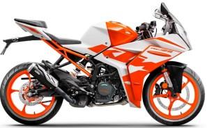 2022 KTM RC125 - 5