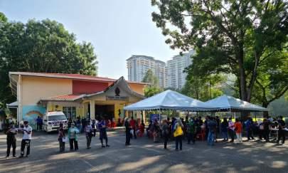 MRT Feeder Bus Vaccination 4