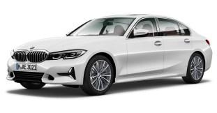 2021 BMW 320Li Luxury Thailand-2