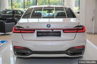 2021 G12 BMW 740Le xDrive M Sport Malaysia_Ext-5