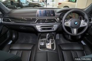 2021 G12 BMW 740Le xDrive M Sport Malaysia_Int-1