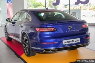 2021 Volkswagen Arteon R-Line 2.0 TSI 4Motion Malaysia_Ext-2