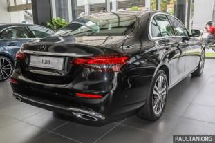 2021 W213 Mercedes-Benz E 200 Avantgarde Malaysia_Ext-2-BM
