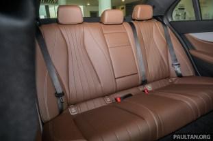 2021 W213 Mercedes-Benz E 200 Avantgarde Malaysia_Int-27