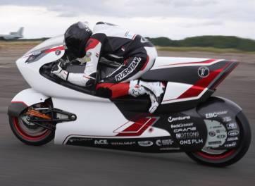 2021 White Motorcycle WMC250EV - 10