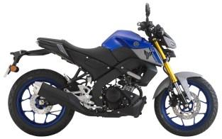 2021 Yamaha MT-15 Blue - 3