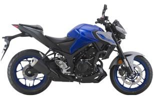 2021 Yamaha MT-25 Yamaha Blue - 2