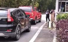 Polis fb Genting saman NRP violation 2a