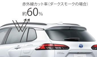 Toyota Corolla Cross Modellista_IR window film