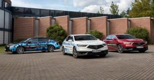 Honda automated driving tech ITS World Congress 2021-3