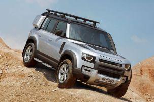 Land Rover Defender 110 1