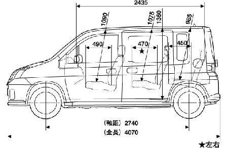 Honda Mobilio and Mobilio Spike 7-seater MPV