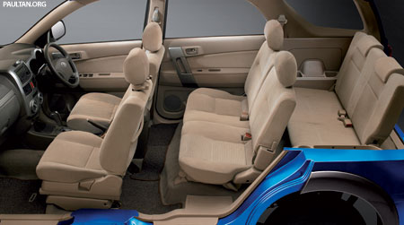 New 7seater Toyota Rush SUV launched
