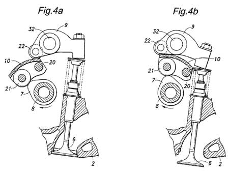 Honda files Advanced VTEC patent